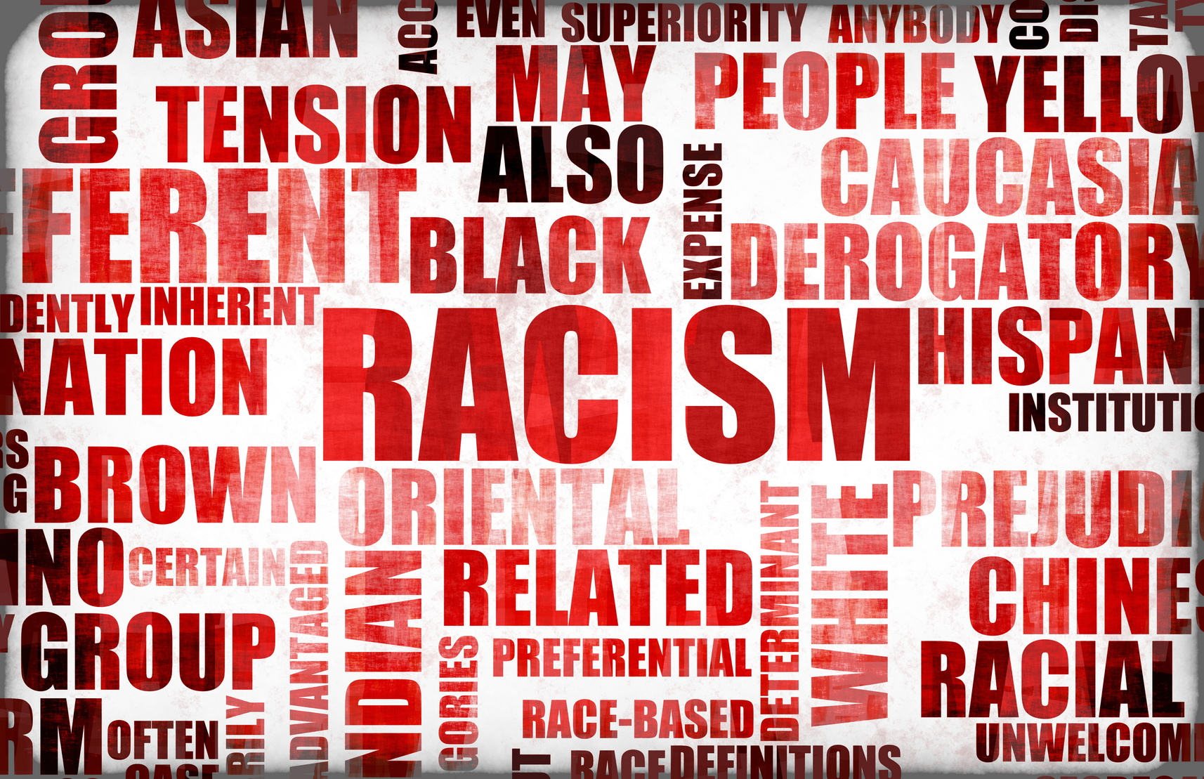 racism and human rights A campaign urging new zealanders to give nothing to racism and refuse to spread intolerance has been launched by some of the country's most well-known people.